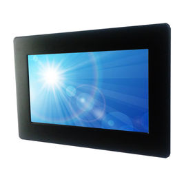 High Brightness 1000 Nits Sunlight Readable Lcd Panel Mount Touch Monitor 24""